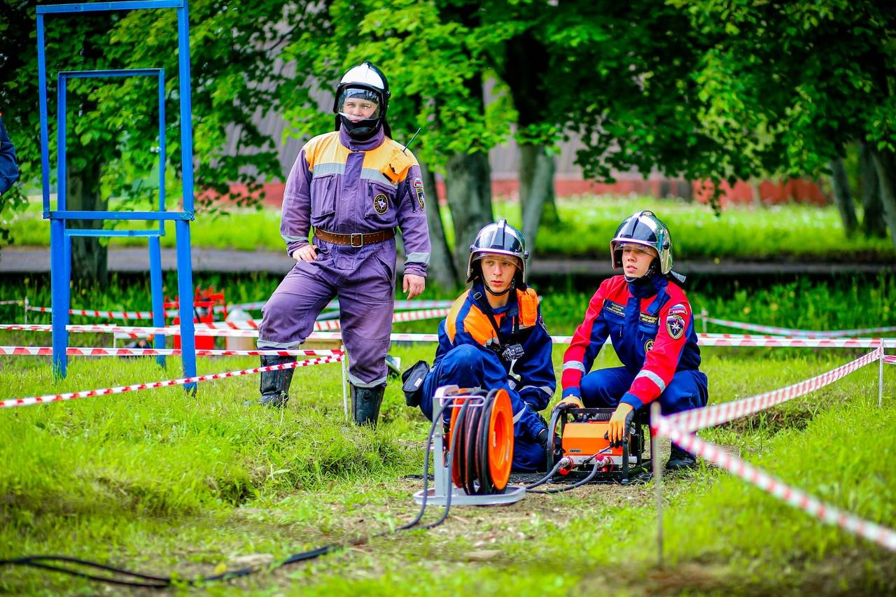В Московской области состоялся  главный молодежный образовательный форум студентов-спасателей